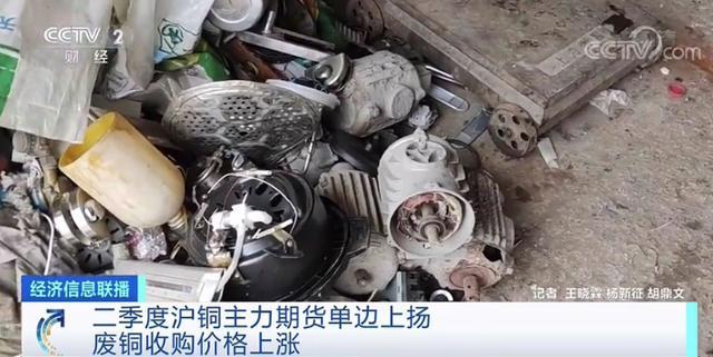 """""""废品""""也疯狂,有的涨至43元一公斤!回收站老板还直呼,根本收不到"""