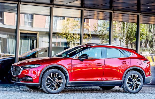 新款马自达CX-4预售,14.88万元起!增配不加价,低配版更值了