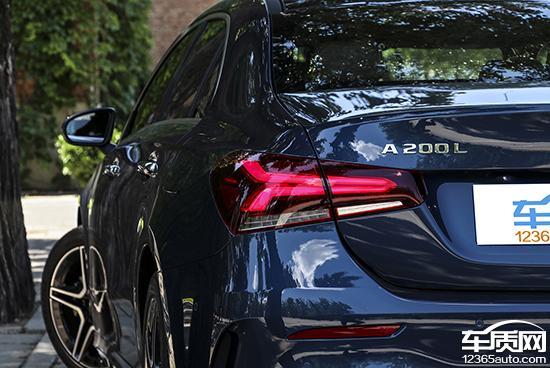 新款北京奔驰A180L正式上市 售价23.28万元