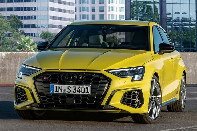 性能与实用结合 全新一代奥迪S3新车图解