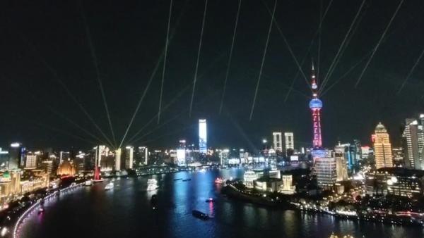 上海夜景高清