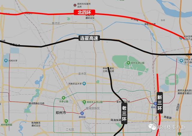 郑州航空港区规划图