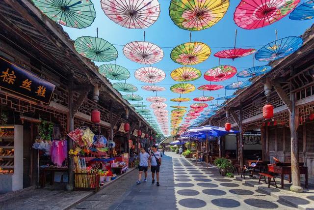 安仁古镇图片