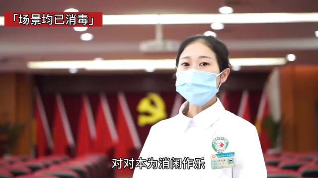 戴口罩的护士简笔画