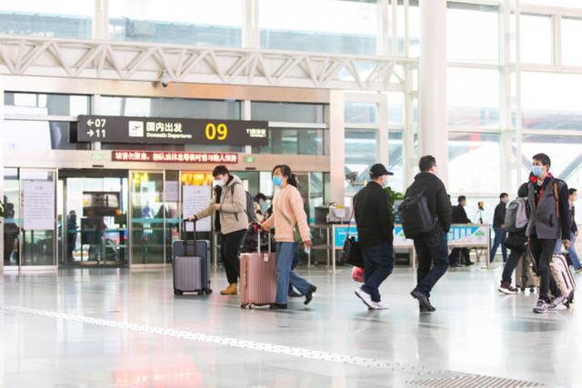 杭州萧山机场图片真实