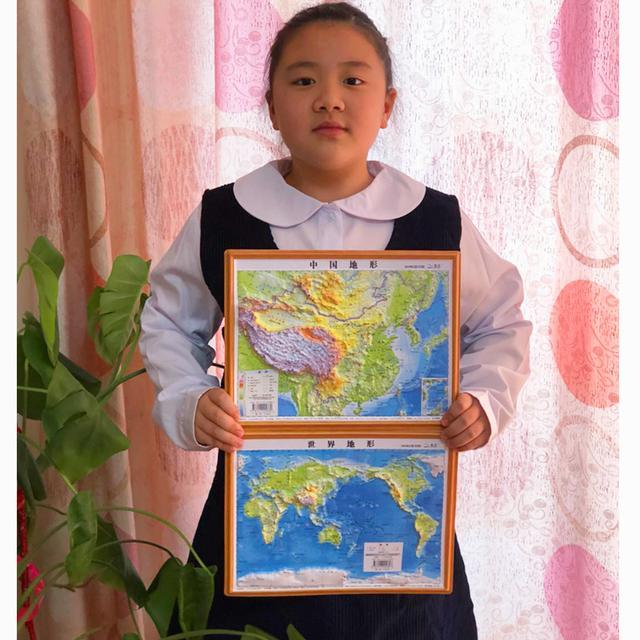 建议家长:不论家里房间大小,给孩子挂一张地图,6个原因告诉你