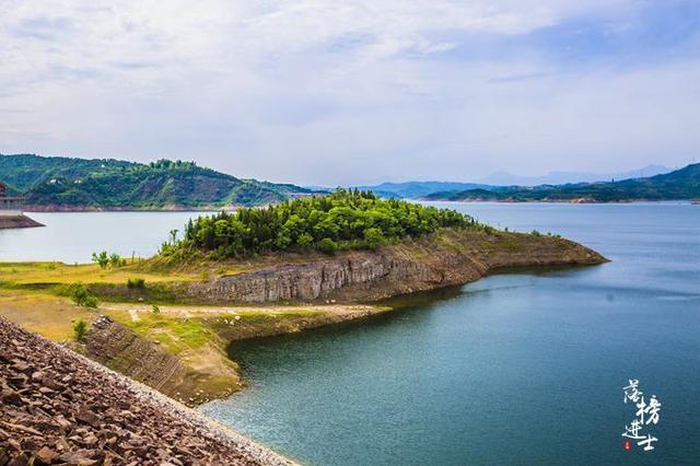 小浪底黄河三峡景区