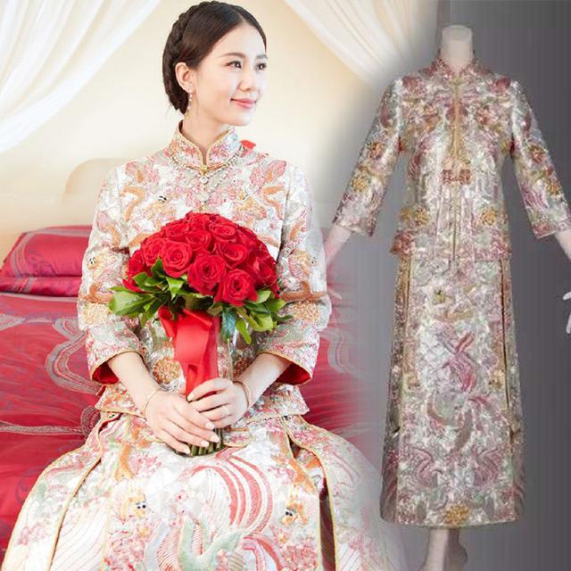 明星们的结婚礼服造型,你最喜欢哪一个