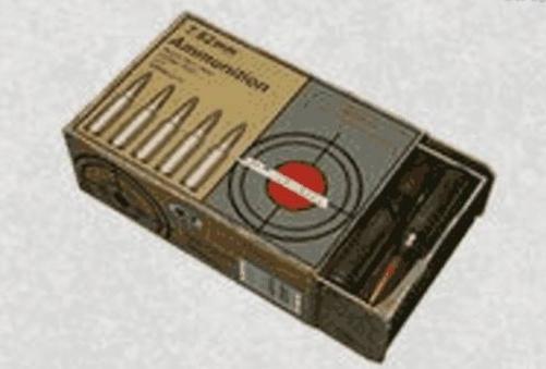 """""""吃鸡""""中7.62mm子弹的历史"""