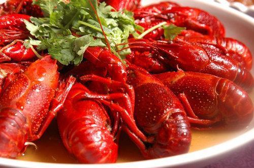 【步骤图】美味红盔甲(蒜蓉小龙虾)的做法_美味红盔甲... _下厨房