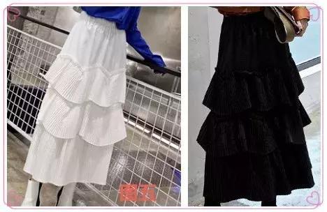 衣之庄园半身裙1825110