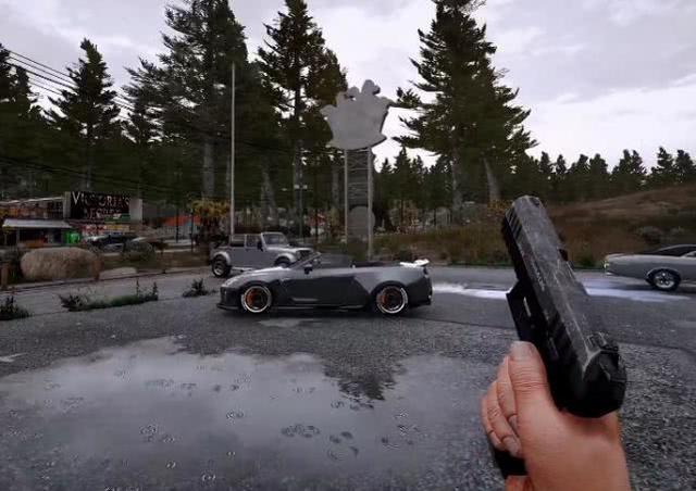 《GTA5》开到最高画质是什么效果?连人体皮肤细节都能展现