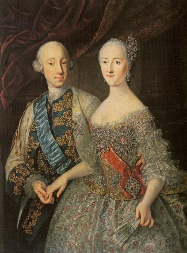 女皇叶卡捷琳娜大帝:一生拥有23位情人,率俄国迈入强国之列