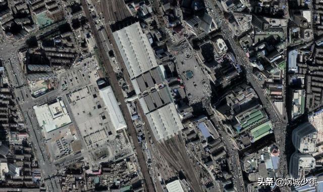 郑州火车站图片大全
