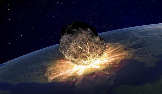 如果哈雷彗星撞地球真的发生了,地球会怎么样?