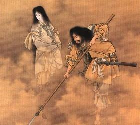 走访胜地,浅谈日本神话传说