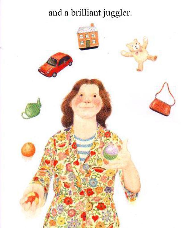 葡萄籽英语 绘本讲解:《My Mum》