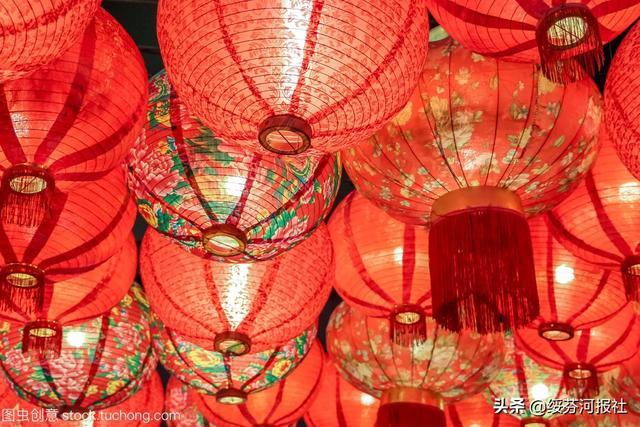 天津元宵节灯展
