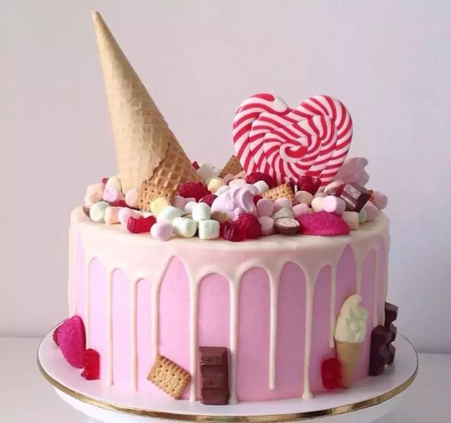 2019夏日至火爆蛋糕造型,你沒看錯,就是它!