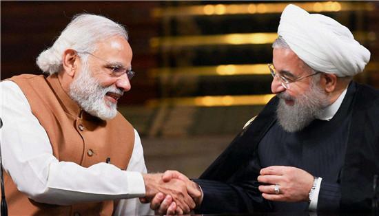 印度被伊朗从重要铁路项目中排除,称其受第三方影响,中企或接手