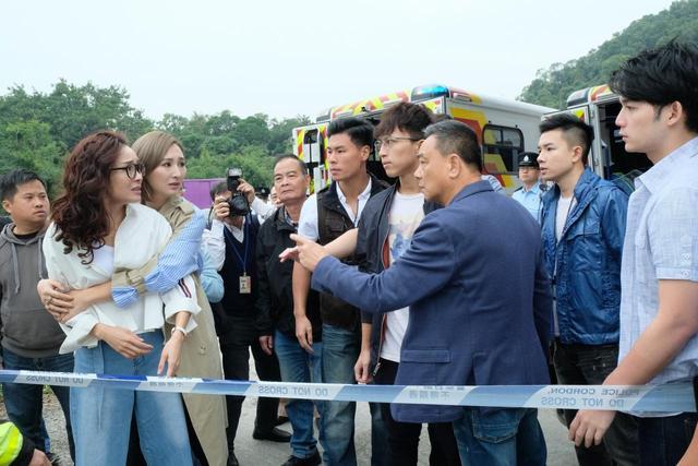 捷报!TVB剧集收视全面上升,两剧收视破30点