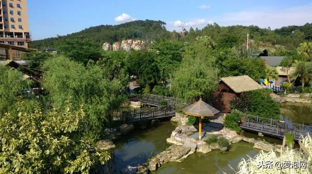 广西最全的温泉自驾路线,桂林温泉比较多,是时候去温暖身心了!