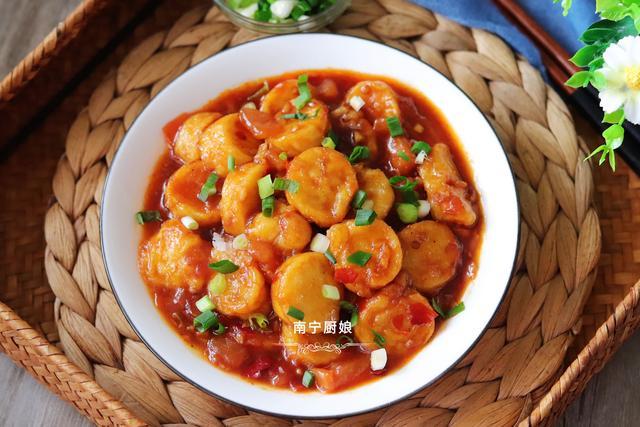 这盘菜营养丰富,开胃下饭,每次家里做,我都要多吃2碗米饭