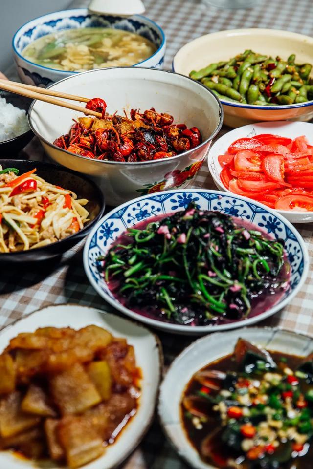 武汉的夏天,可好吃了