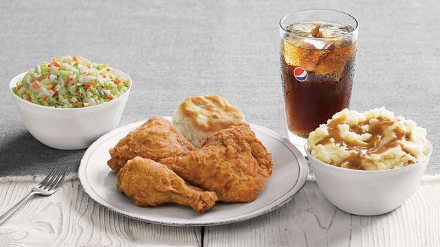 美国的肯德基菜单大盘点(正餐类)看看和国内KFC有什么不同