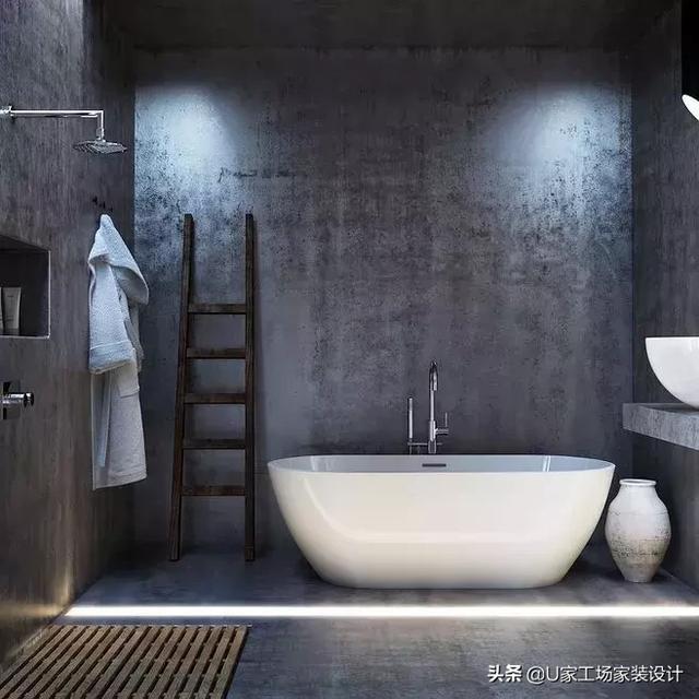 3㎡的卫生间也能安浴缸?这波操作我服了!