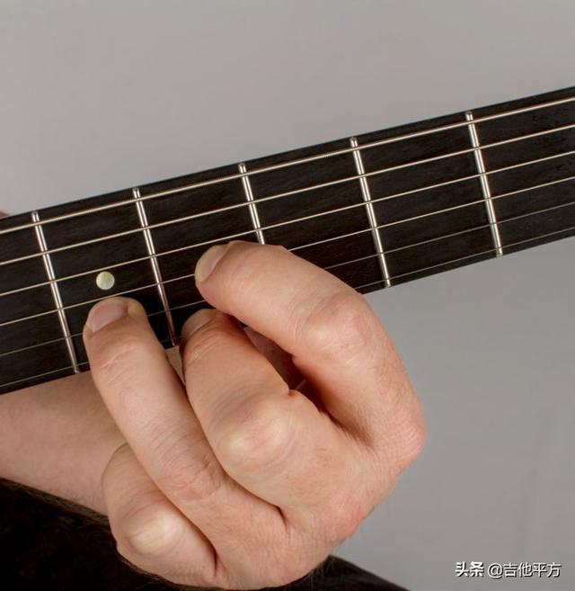 a和弦指法圖