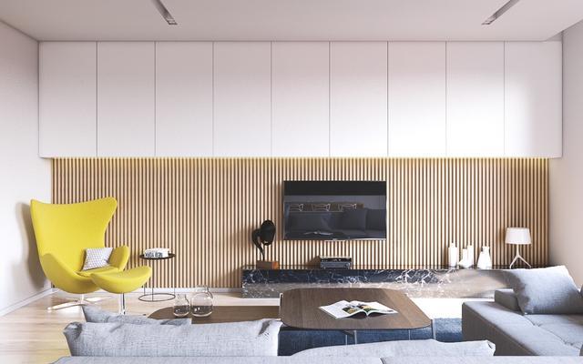 看了100个家居博主的电视背景墙,这种最好看