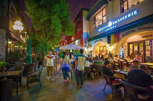 官宣!20大上海特色商業街區,你都去過伐?