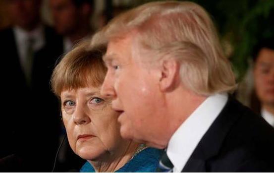 默克尔:若美国不愿承担世界大国责任,欧洲将重估与美关系