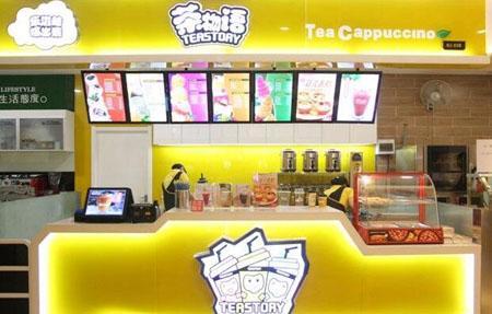 2019奶茶加盟排行榜TOP10-奶茶店加盟十大品牌