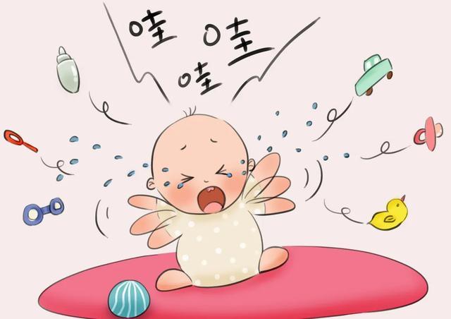 怎样缓解婴儿肠绞痛?