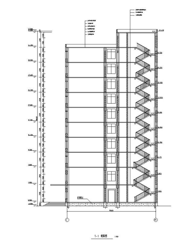 精选90套办公楼建筑结构全套施工图(毕业设计) - 土木在线
