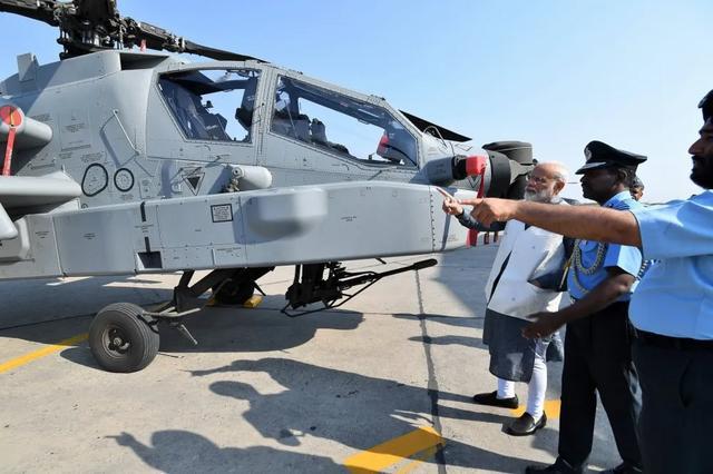 中印冲突后续!印度阿帕奇部署前线,对中国威胁巨大不可轻敌