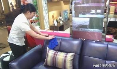 真皮沙发如何保养?学会这几招轻松解决清洁问题