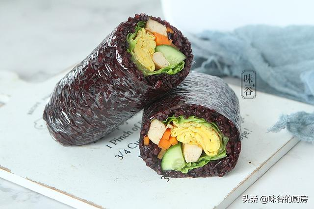 早餐主食这样做,低卡低热量,饱腹感十足,减重也能美美地吃