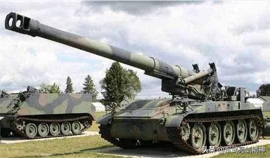 中国钢铁战神加农炮,一枚炮弹有43斤火药,可炸出两万多个碎片