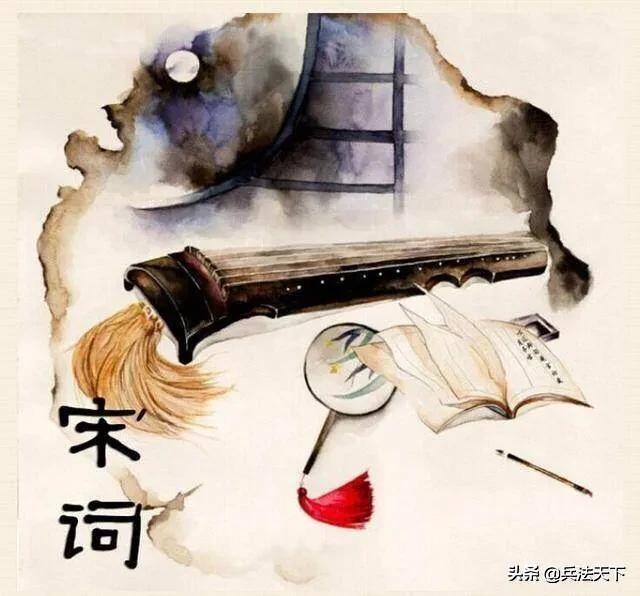 寿楼春,千年宋词|豪放壮美,风姿绰约,从每一个词牌开始——