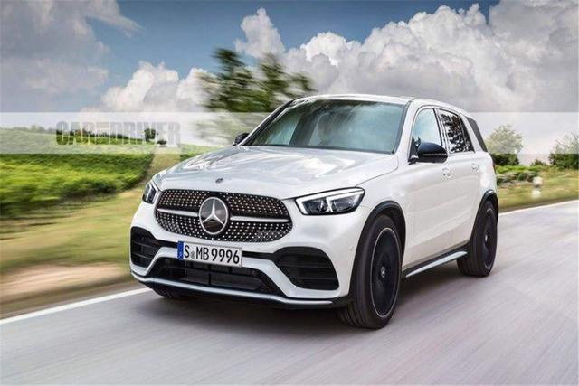 2019款全新奔驰 GLE, 豪华SUV的新标杆? 脱胎换骨般的变化
