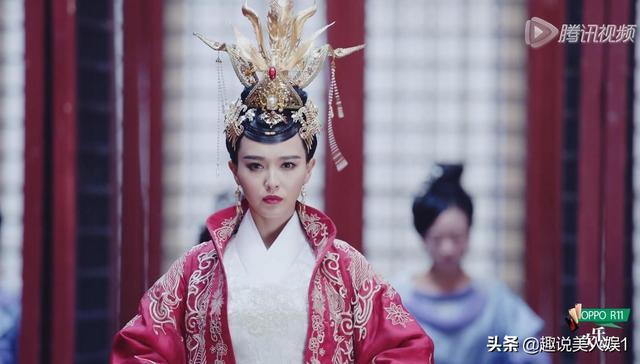 唐朝皇后华丽古装