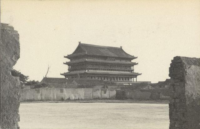 西安古城图片大全