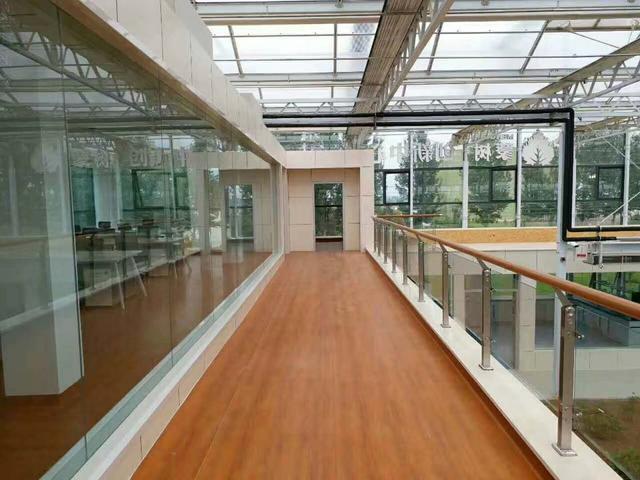 连栋温室大棚设计方案-北方温室大棚