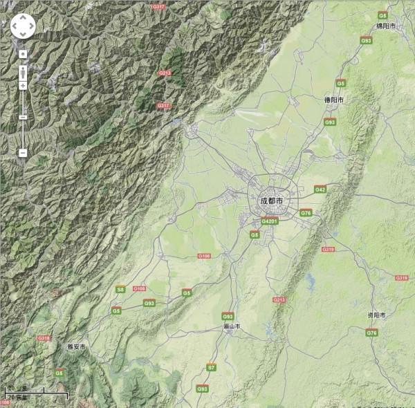 四川省今日地震最新消息:2019四川省地震带分布高清图_高考升学网