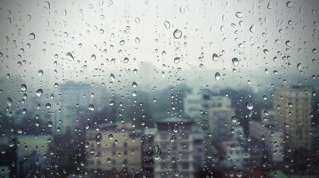 完胜的建筑科技,是梅雨季的克星