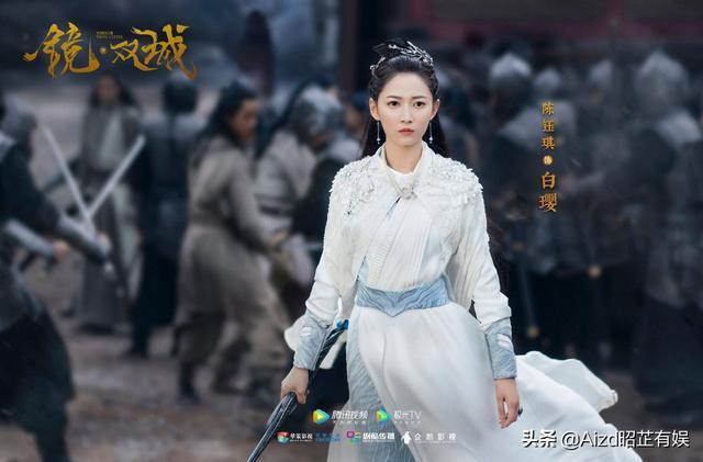 电视剧《镜双城》官宣主演阵容,李易峰新剧来袭,搭档陈钰琪