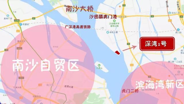 """东莞版""""深圳湾1号"""",东莞的未来豪区..."""